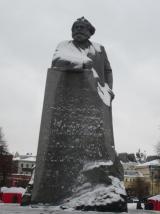 Памятник Карлу Маркса