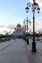 Москва глазами Егора