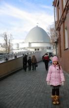 Экскурсия в Планетарий Москвы
