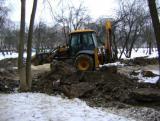 Уничтожения Яблоневого сада