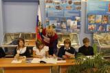 Работа в Музее ЮНЕСКО