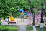 Детская и спортивная площадка.