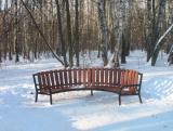 Мороз велик - сидеть не велит!