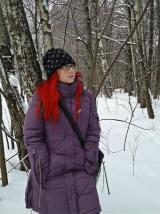 В лесу